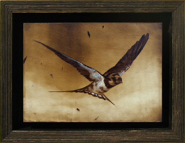 ", '""Ornithology No. 13"" ,' 2014, ARCADIA CONTEMPORARY"