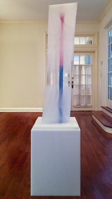 , 'Vertigo Tower with Base,' 2017, Ai Bo Gallery