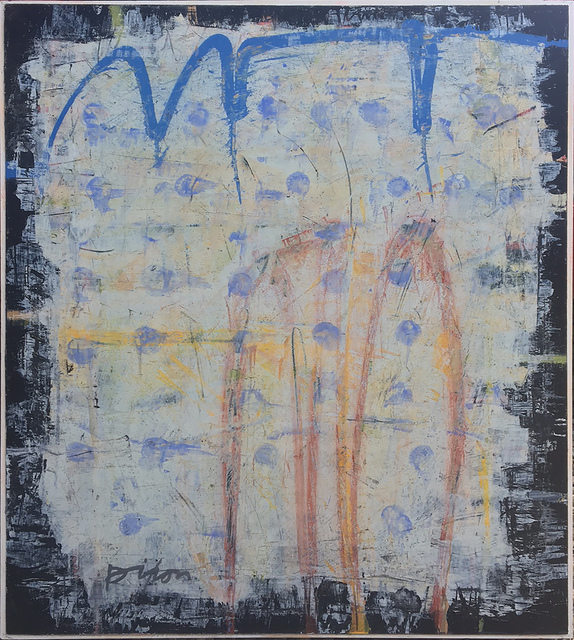 , 'woven,' 2017, 203 Fine Art