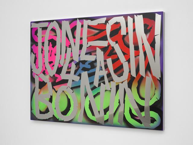 , 'Jonesing For A Boning,' 2016, White Cube