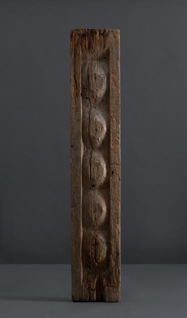 , 'A Piece of Wood,' 1976, Maison Gerard