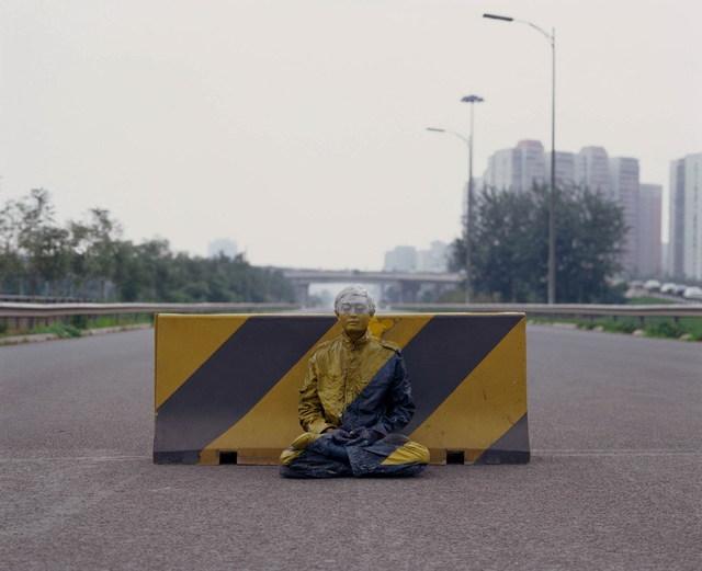 , 'Road Stop,' 2007, Helwaser Gallery