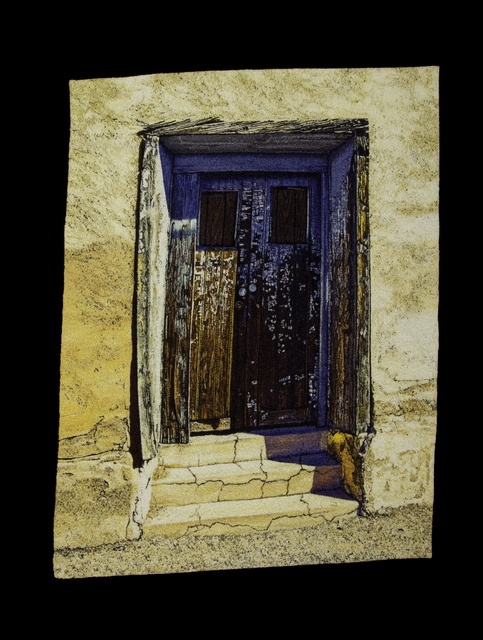 , 'OLD DOORWAY,' 2016, Tansey Contemporary
