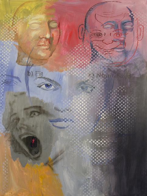 , 'Janus,' 2012, Anglim Gilbert Gallery