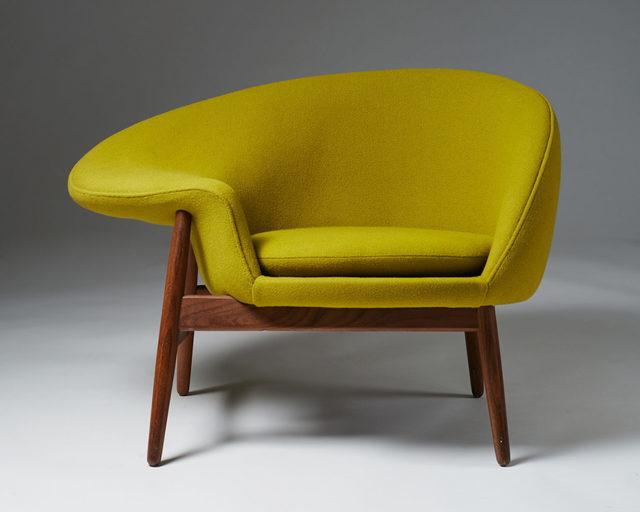 , 'Armchair,' 1956, Modernity