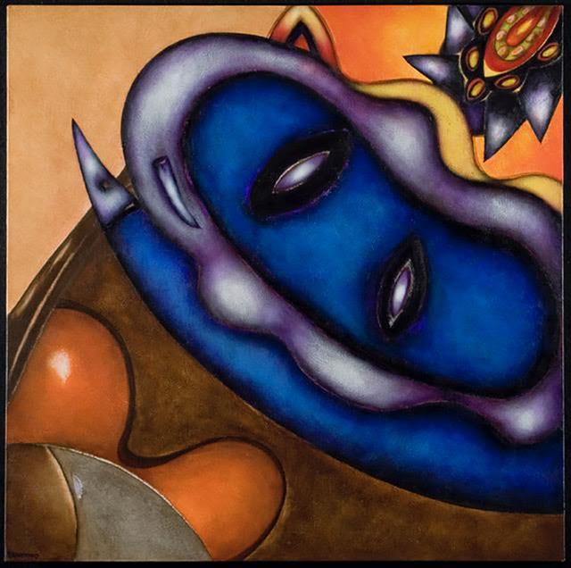 , 'Hermes & The Muse,' 2009, Anita Shapolsky Gallery