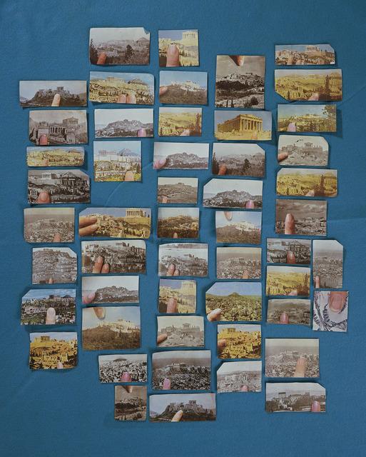 , 'Encyclopedia Grid (Acropolis),' 2014, Foxy Production