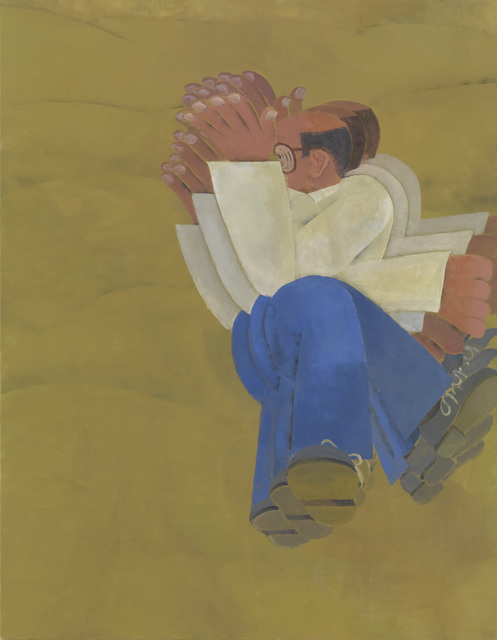 , 'Untitled (trembling),' 2015, carlier   gebauer