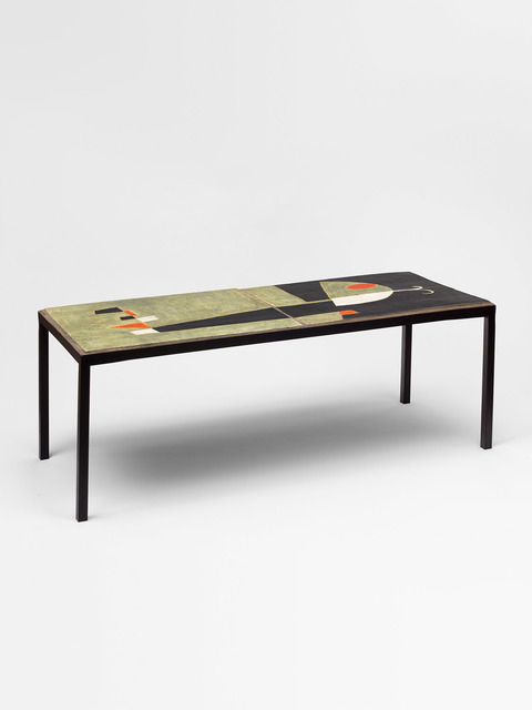 , 'Coffee table,' 1957, Thomas Fritsch-ARTRIUM