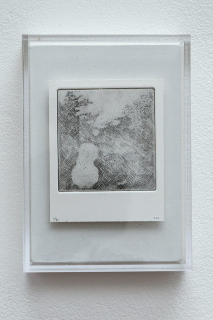 , 'Polaroid Etching 2,' 2015, Joanna Bryant & Julian Page