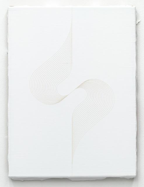 , 'formula bifoliate 111,' 2018, Galerie EIGEN + ART