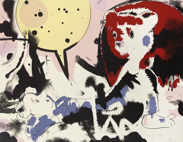 , 'Return of Bright Brown,' 2003, Tamarind Institute