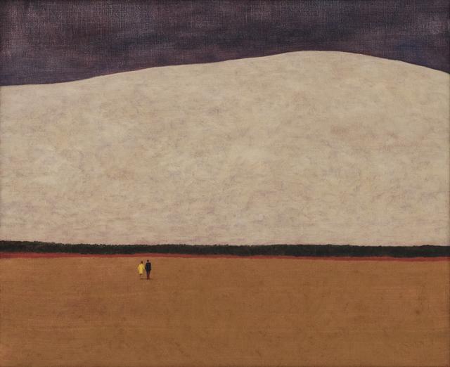 , 'Fell,' 2019, Alzueta Gallery