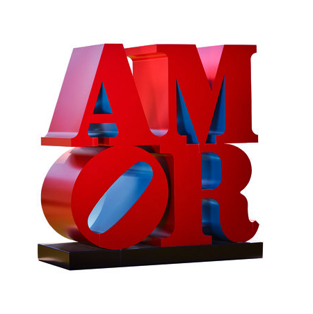 , 'AMOR,' 1998, Art Of The World Gallery