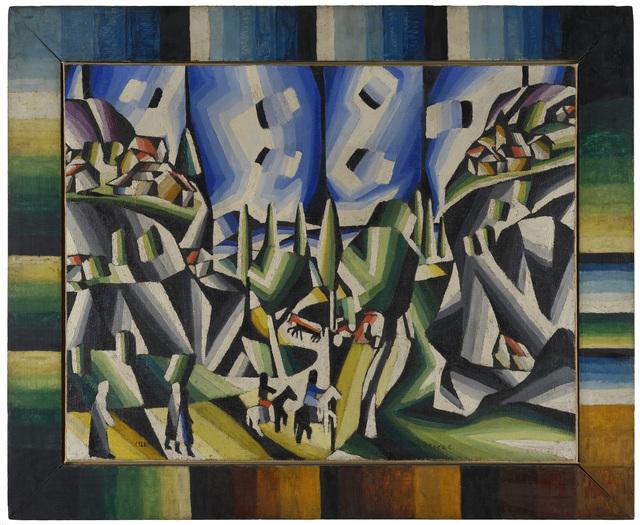 , 'Der Sündenfall,' 1920, Galerie Natalie Seroussi
