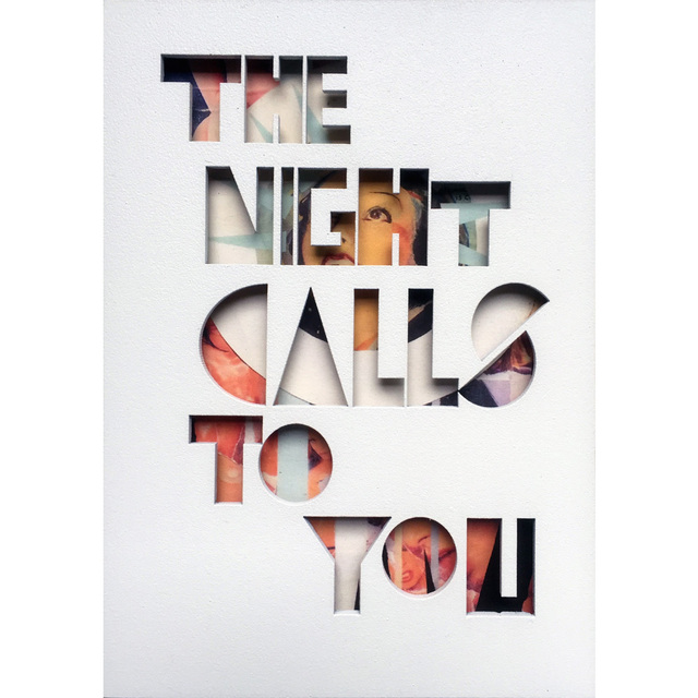 , 'The Night Calls You,' 2018, StolenSpace Gallery