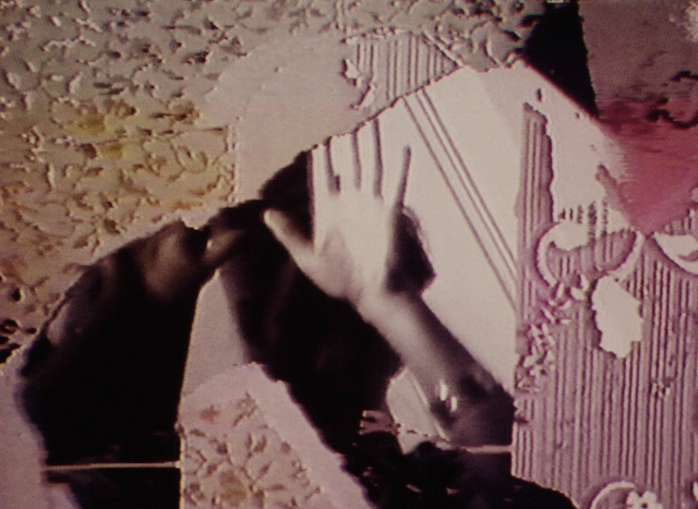 , 'Faded Wallpaper,' 1988, England & Co