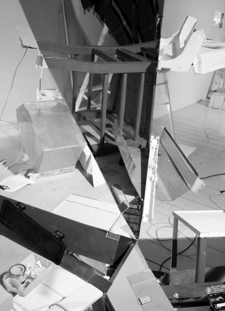 , 'Melencolia VIII (Abdellah T.),' 2014, Galerie Laurence Bernard