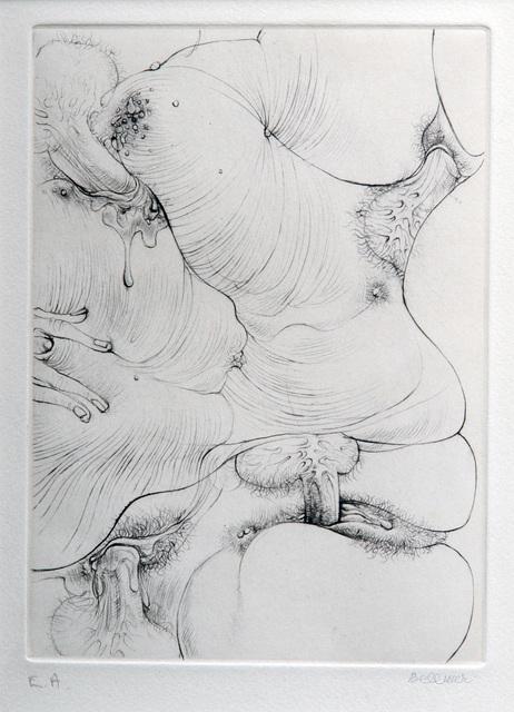 , 'A Sade #6,' 1961, Hieronymus