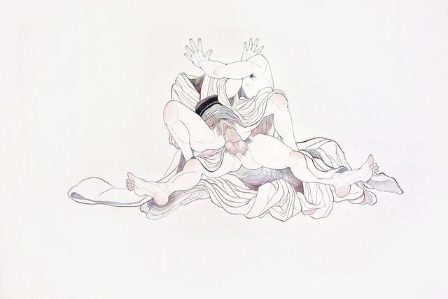 Aiko Robinson, 'Like an eagle in flight ', 2015, Marueido Japan