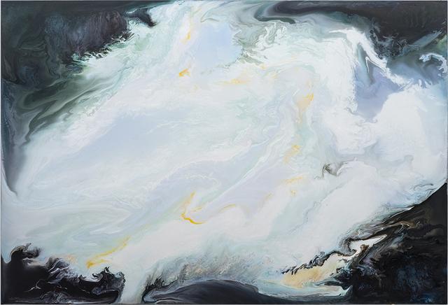 , 'White Light Fringe ,' 2013, David Richard Gallery