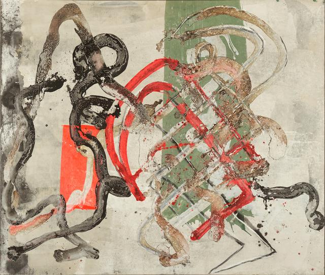 Ed Moses, 'Untitled Trak Painting', 1989, William Turner Gallery
