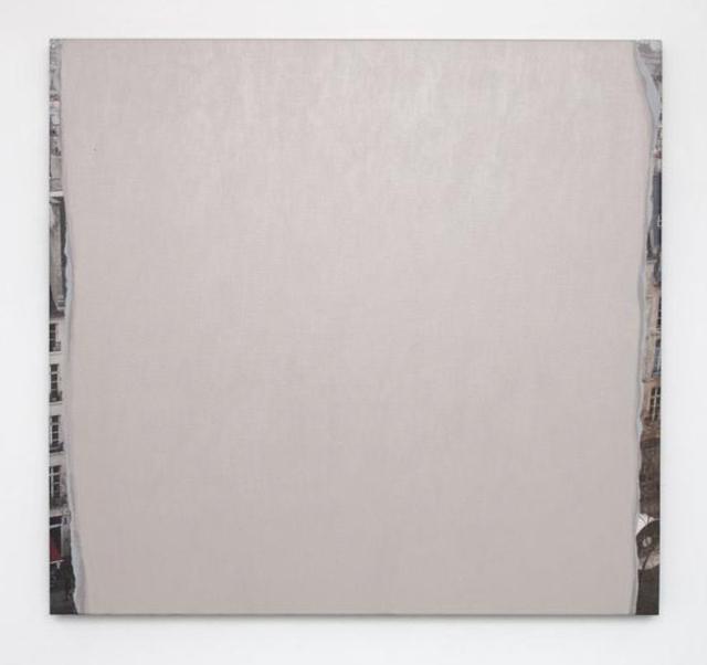 , 'Conclusion I, Paris (sand and sink),' 2008, BorzoGallery