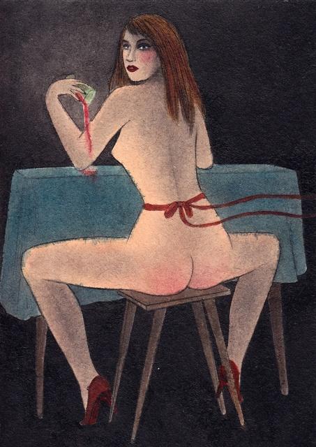Corinne von Lebusa, 'Faithless beloved', 2016, Galerie Kleindienst