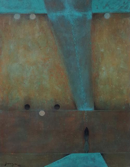 , 'El puente,' 2015, Aldama Fine Art
