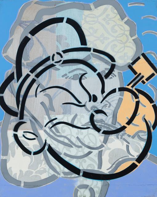 , 'Popeye Van Gogh,' 2015, ACA Galleries