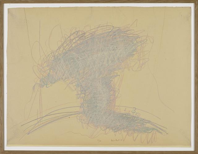 , 'Selbstbildnis als Topfblume (Selfportrait as a flowerpot),' 1971, BERG Contemporary