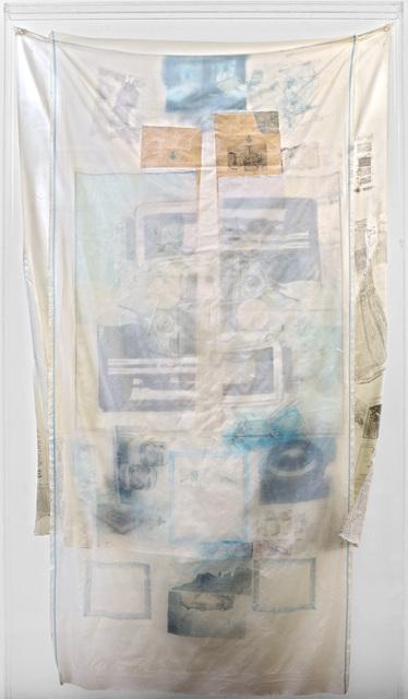 Robert Rauschenberg, 'Untitled 75.090 (from the Hoarfrost Series)', 1975, Waterhouse & Dodd