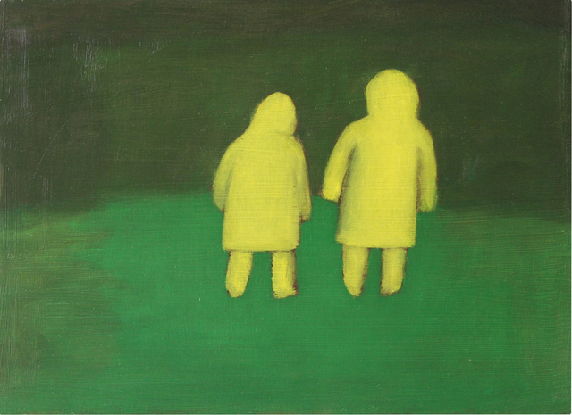 , 'Hiking,' 2016, Geary