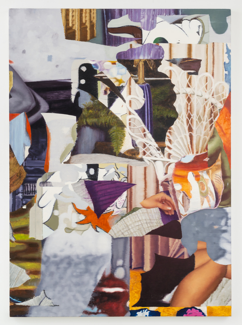 , 'Domestic Scene,' 2017, Castor Gallery