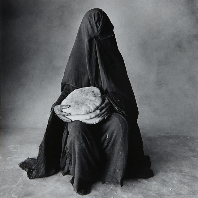 Irving Penn, 'Woman with Three Loaves, Morocco', 1971, Phillips