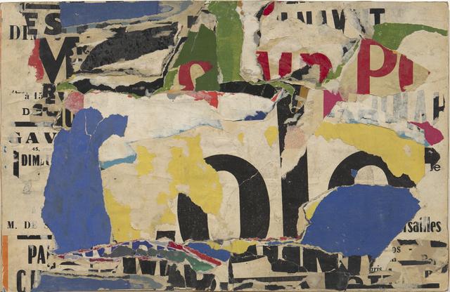 , 'Raspail-Notre-Dame-des-Champs - Colonne Morris,' mai 1958, Modernism Inc.