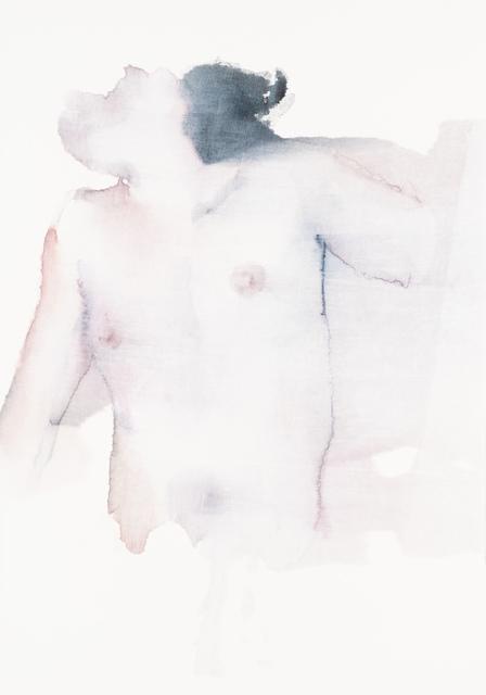 Matt Saunders, 'Torso #17', 2019, Print, Monotype, BORCH