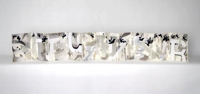 , 'Pellicule,' 2015, Amos Eno Gallery