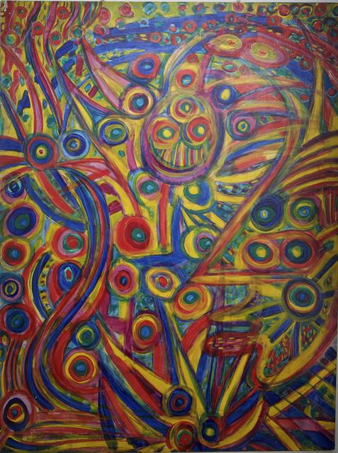 , 'Inhale, Pant, Puff, Respire,' 1968, Salomon Arts Gallery