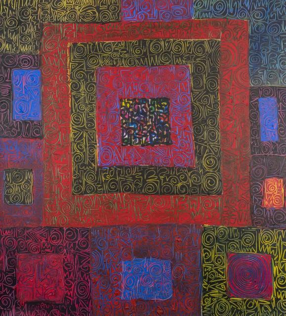 , 'Labyrinth of Dreams,' 2018, Tyburn Gallery
