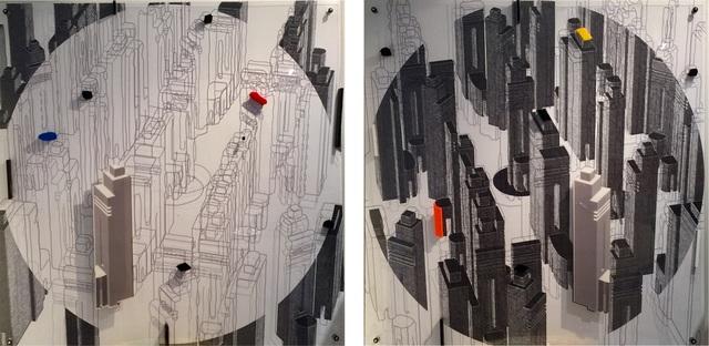 , 'Labyrinth,' 2016, Spotte Art