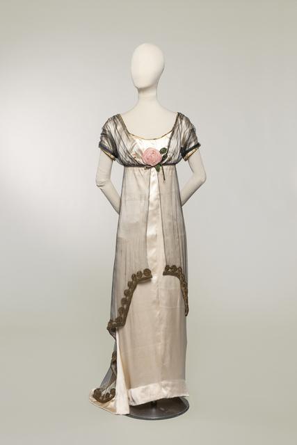 """, '""""Josephine"""" Dress,' 1907, Les Arts Décoratifs"""