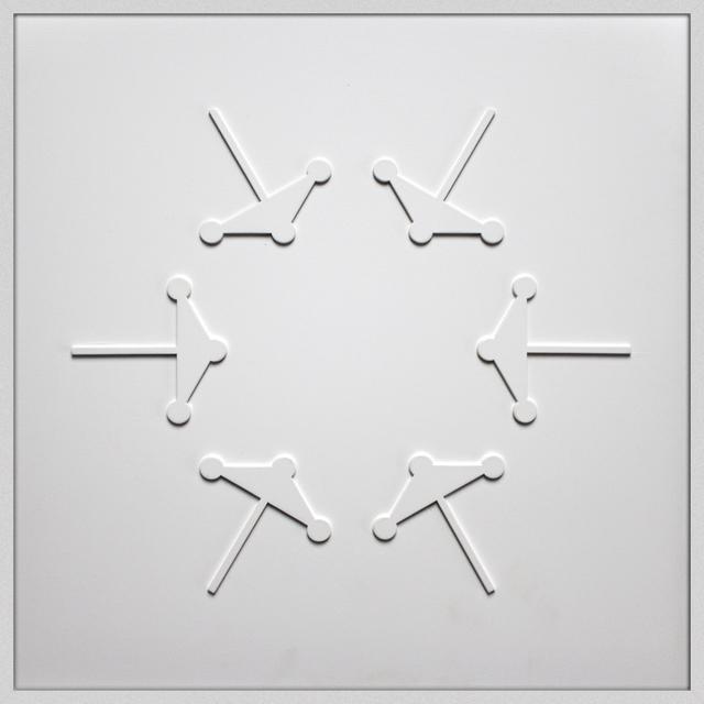 , 'Quartz Code 2,' 2012, Galeria Lume