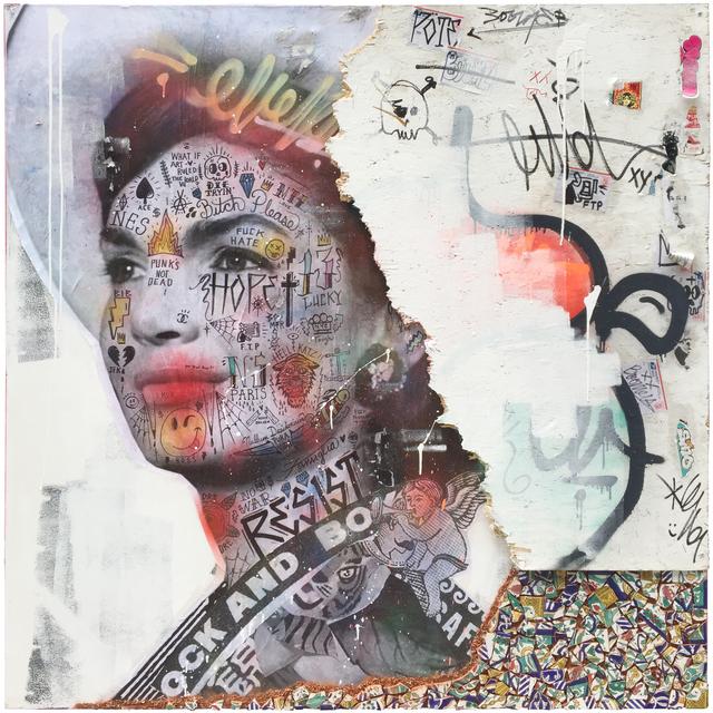 , 'Jackie,' 2018, Galerie LeRoyer