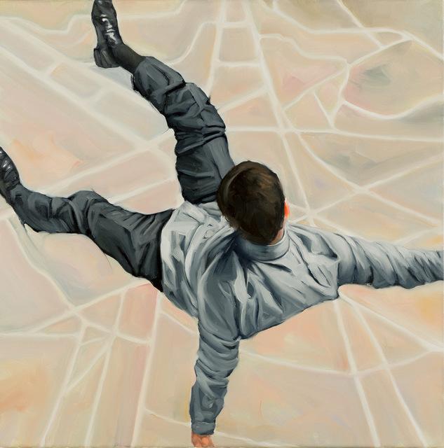 , 'The Landing,' 2018, KIRK Gallery