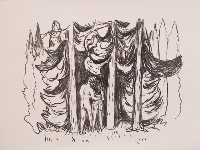 , 'Skogen (The Forest),' 1908-1909, Modernism Inc.