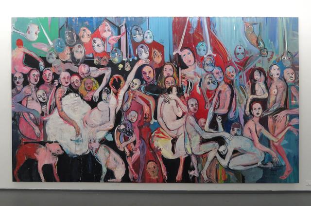 , 'La verdad y ventira,' , Magnan Metz Gallery