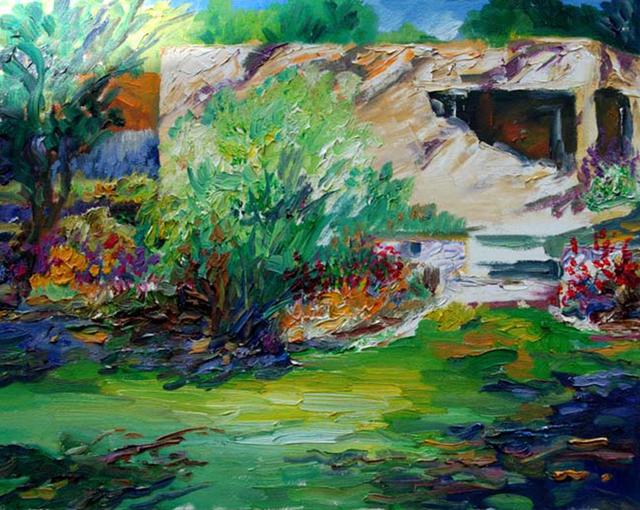 , 'Landscape 7,' 1985, Baterbys Art Gallery