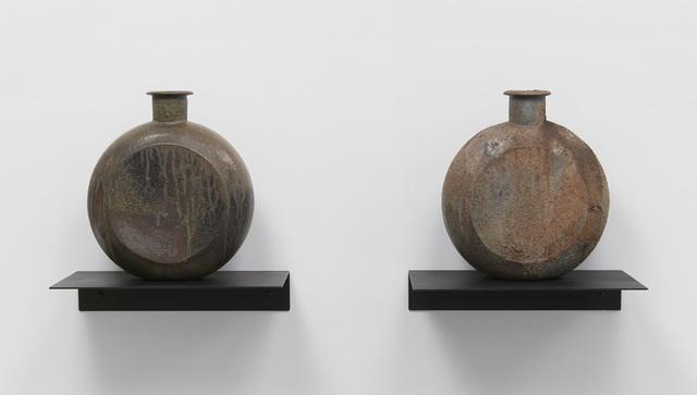 , 'Pilgrim's Flask,' 2018, Jane Hartsook Gallery