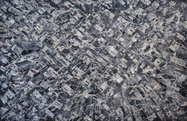, 'Urban Space No.7,' 2015, HDM Gallery